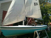 sailboat for sale/trade