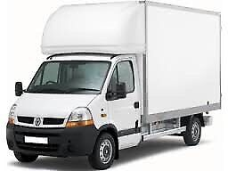 MAN AND VAN LARGE LUTON VAN LAST MINUTE REMOVALS PACKING SERVICES FURNITURE REMOVALS 24/7