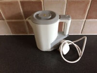 Travel Iron and Two Travel Kettles - all in great condition