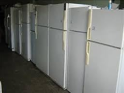 Open WEDNESDAY 9am to 5pm Used SALE! --- White Fridges $240 to  $389 -  USED  SALE