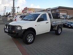 2007 Mitsubishi Triton Ute FREE 1 Year national Warranty Wangara Wanneroo Area Preview