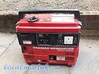 YANMAR 4-Stroke Petrol Generator YSG 750
