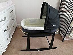 2012 Uppababy bassinet & jolly Jumper bassinet stand