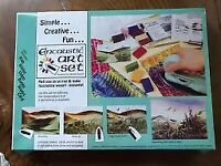 Encaustic Wax Art Set - Creative craft painting