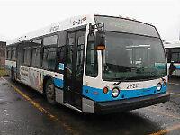 Bus Driver Training   Bus Class 2 Permit