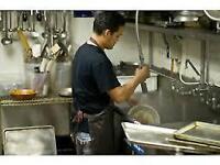 Full-Time Hard working Kitchen Porter