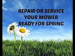 Mower & Chainsaw Repairs & Servicing - QUALIFIED MECHANIC Sunbury Hume Area Preview