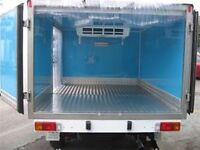 Transport refrigeration van fridge freezer bus air con repair