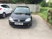 PRICE REDUCED For quick sale VW Golf fsi mk 5 in great condition for sale