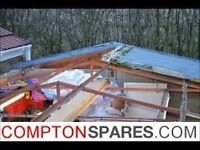 replacement garage roof services, licensed asbestos roof removal