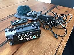 Sony HDR-CX550 Handycam video camera
