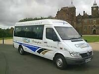 Minibus+Hire+With+Driver+Nottingham