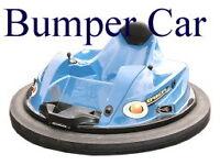 Bumper Car Operator and Arcade Host