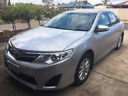 2012 Toyota Camry Sedan Knoxfield Knox Area Preview