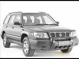 Heaps Of Subaru Forester Parts From 97-02