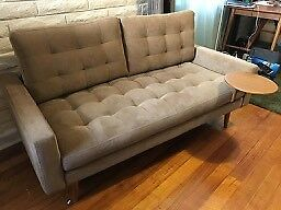 "King Furniture ""Uno"" - 2 Seater Sofa"