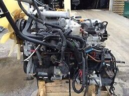 MAXXFORCE 9 COMPLETE ENGINE ASSEMBLY. LOW KM