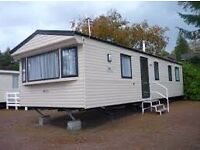 Mobile home static for rent Leighton buzzard