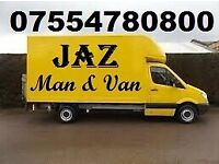 JAZ MAN AND VAN HIRE⏰24/7☎️REMOVAL SERVICE🚚CHEAP-MOVING-HOUSE-OFFICE-WASTE-CLEARANCE-RUBBISH-MOVERS