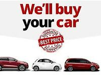 All scrap cars, unwanted cars bought