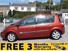 04 Renault Scenic 1.6 VVT 115 Dynamique Mpv /// 3 Month National Warranty // Mot June 2015 Motherwell, Edinburgh