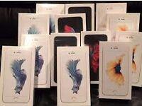 IPHONE 6s 16GB UNLOCKED BRAND NEW APPLE WARRANTY & SHOP RECEIPT