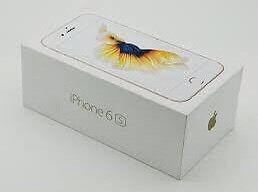 APPLE IPHONE 6s 32GB UNLOCKED GOLD BRAND NEW SEAL BOX 12 MONTH APPLE WARRANTY & SHOP RECEIPT