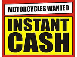 Wanted motorbikes mopeds quads any condition considered spares repairs
