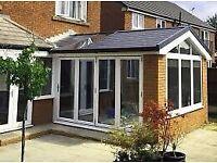 Cumbernauld conservatory & orangery installers & tiled conservatory roofs installers nationwide