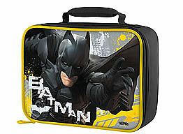 BATMAN INSULATED LUNCHBOX