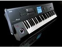 Korg M50 Synth/ Workstation