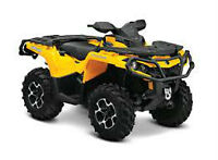 Can Am ATV & SIDE x SIDE Service
