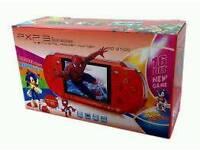 Pxp3 games console