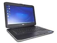 Dell latitude E5430.used but good condition Intel core i5 250GB HDD. 4GB RAM. Webcam, DVD RW