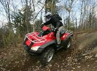 2015 HONDA TRX680 RINCONS, NOW $500 OFF