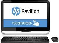 HP Pavillon Touch Screen 23-p149 All in one