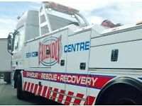 Vehicle Recovery Drivers Wanted (7.5T license or over)