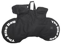 Like New BIKE CARRYING & STORAGE BAG- Non-padded Bike carrying BAG- No disassembly needed!