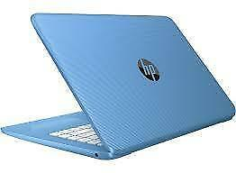 "HP Stream 14-ax010ca 14"" Laptop with Intel® Celeron® N3060 1.6 GHz Processor. NEW OPEN BOX"