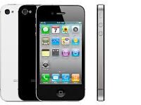 Apple Iphone 4, Either for spares and repairs, or unlocking