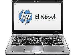 PROFESSIONALLY REFURBISHED HP2540 LAPTOP 4GB RAM 250GB HDD INTEL i7 WEBCAM DVD OFFICE 6 MTH WRNTY