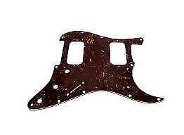 Pickguard Strat HH Fender