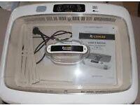 Rcom 50 pro automatic digital egg incubator ASIL ASEEL chicken shamo rhode Sussex