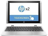 HP 2in1 tablet Notebook, windows 10, boxed