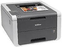 New Brother HL-3140CW A4 Colour Laser Printer - Wireless - 18 Page Per Minute - 12 Months Warranty