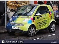SMART CARS WANTED any condition for advertising my BUSINESS MAK £900