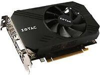 Zotac Nvidia GTX 960 4GB Single Fan Graphics Card