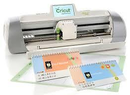 Cricut expression 2.... only use once/une utilisation
