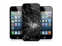 iPhone LCD Repair (from £35) or iPad Screen Replacement (£50)