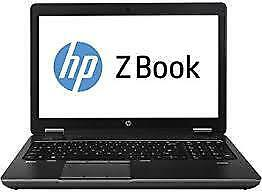 32 gig Ram HP Z Book 15 Intel i7 Quad Core 500gb SSHD Drive Webcam Win 10 Nvidia Graphics 2 gig Gaming Laptop $790 Only